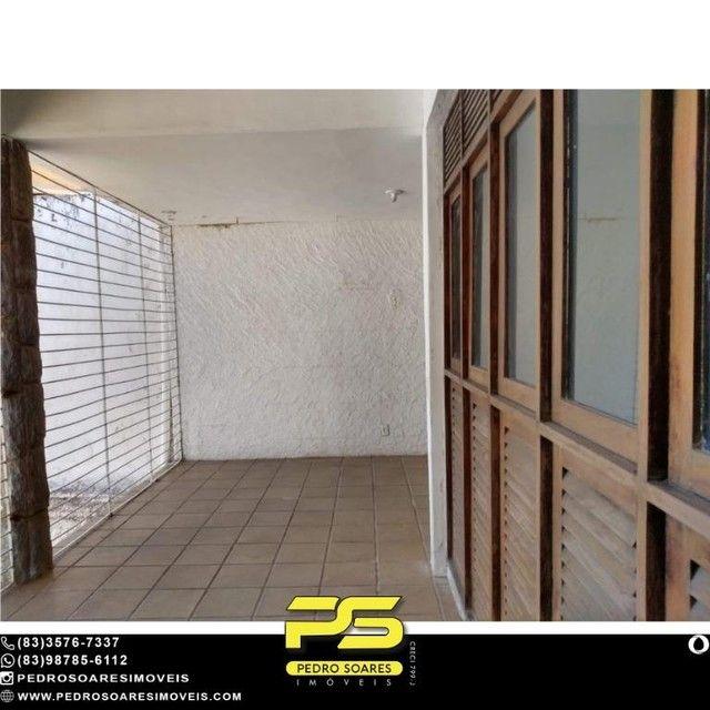 Casa com 3 dormitórios para alugar, 275 m² por R$ 5.000/mês - Tambaú - João Pessoa/PB - Foto 7