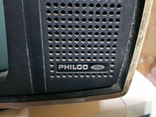 Televisão antiga Philco Ford - Foto 2