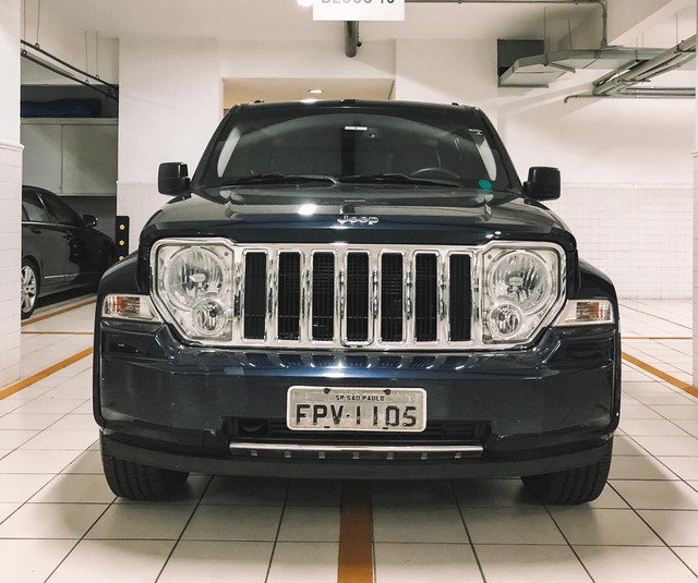 Jeep cherokee ltd 3.7 blindado  - Foto 3