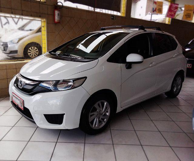 Honda Fit Lx Automático 1.5 Flex 2015