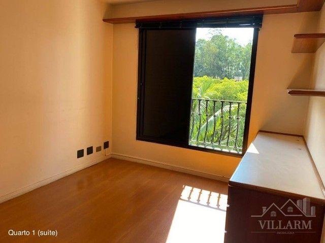 Apartamento com 4 dormitórios para alugar, 340 m² por R$ 3.890,00/mês - Vila Andrade - São - Foto 20