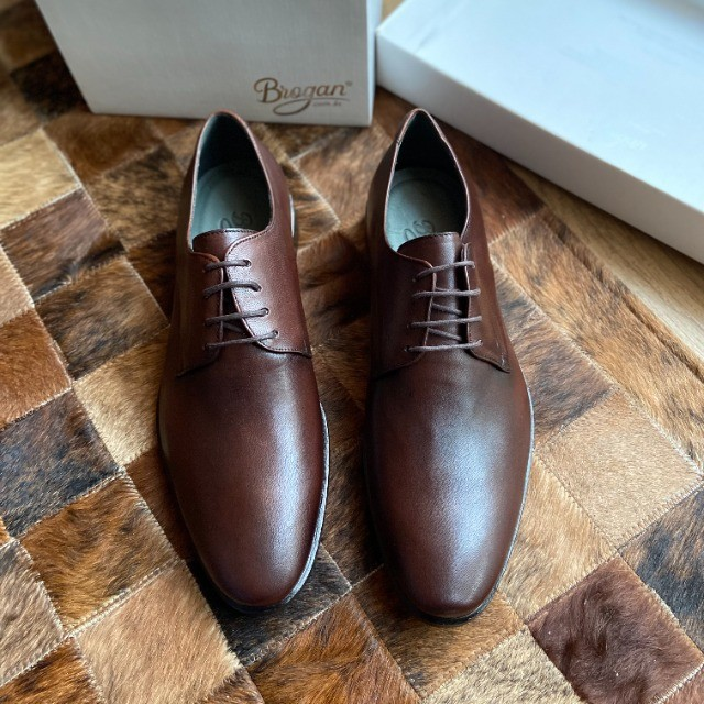 Sapato Social Derby Justin Brown 41