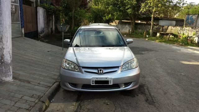 Honda Civic 1.7 Ex Automático   2004