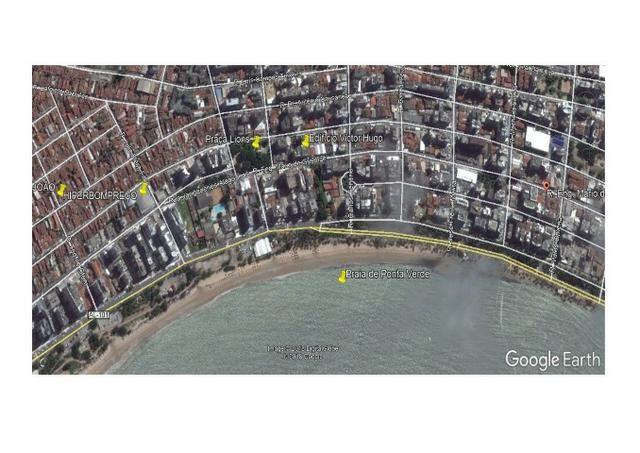 Apart na Ponta Verde 3 qts nascente 120m2