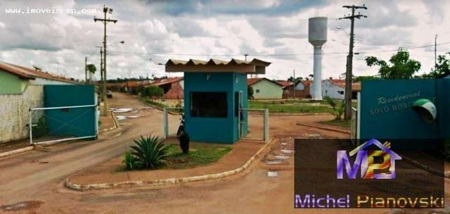 Residencial Novo Horizonte de 2 quartos com suíte
