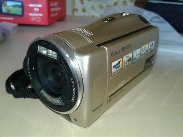 Filmadora Digital Portátil Genius HD580T