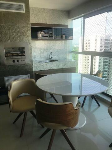 Alugo no Le Parc Boa Viagem apartamento 140 m2 mandar altíssimo excelente imóvel