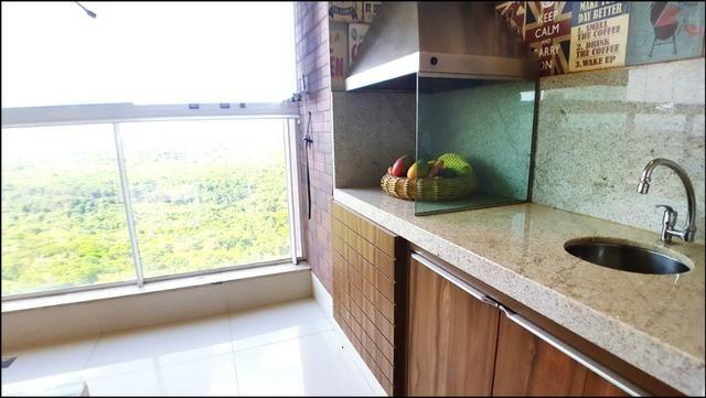 Apartamento 3 Suítes + Escritório, 151 m², na 404 Sul - Reserva Du Parc - Personalizado - Foto 20