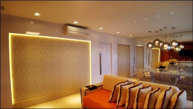 Apartamento 3 Suítes + Escritório, 151 m², na 404 Sul - Reserva Du Parc - Personalizado - Foto 2