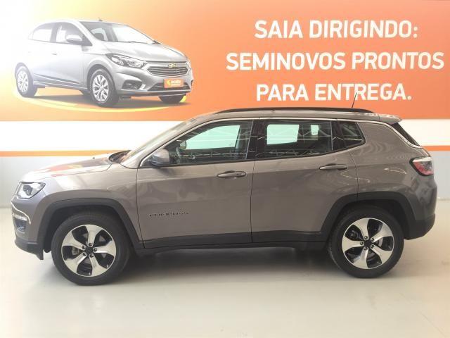 JEEP COMPASS 2018/2018 2.0 16V FLEX LONGITUDE AUTOMÁTICO - Foto 4