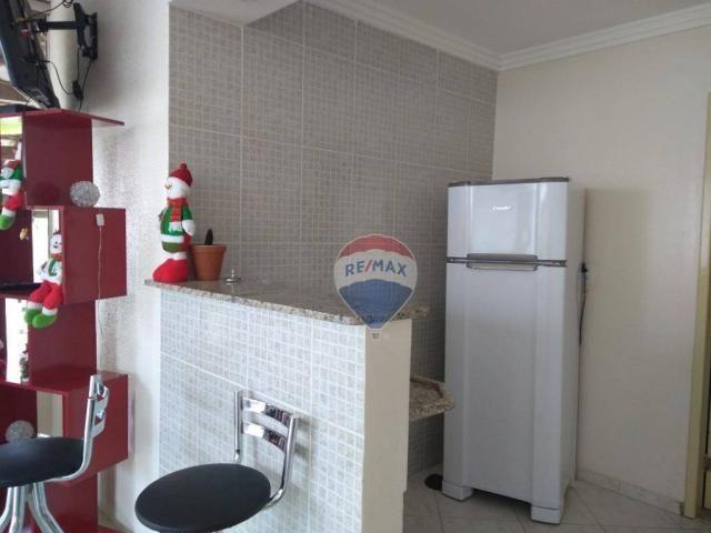 Apartamento com 2 dormitórios para alugar, 55 m² por r$ 600,00/mês - candeias - vitória da - Foto 12