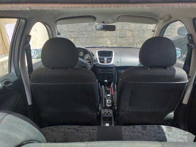 Peugeot 207 1.4 8v top de linha - Foto 8