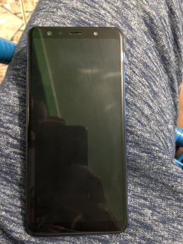Samsung A7 64GB 2018 comprado a 8 meses só