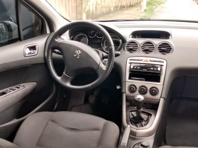 Vendo Urgente!!! Peugeot 308 Active flex 1.6 em perfeito estado! - Foto 9