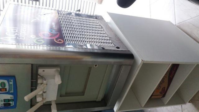 Máquina de sorvetes e açaí expresso - Foto 3