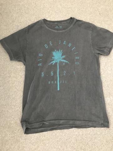 Camiseta da osklen, tamanho M