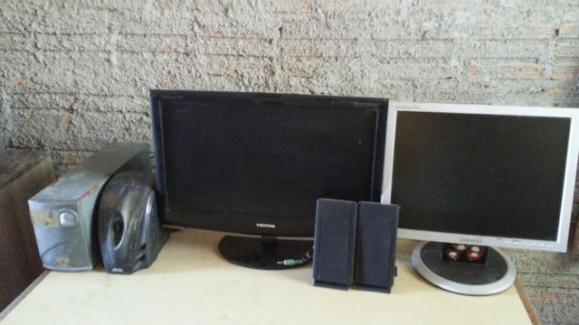 Nobreak/estabilizador/monitores