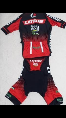 Conjunto Ciclismo (Bretelle + Camiseta) - Foto 2