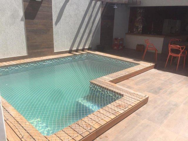 Rede sobre piscina parcelamos em até 3x - Foto 4