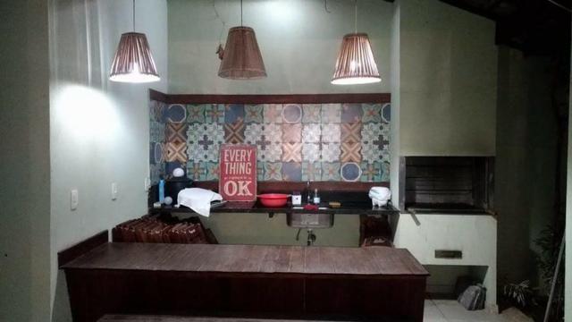 Casa em condomínio fechado 4/4 quatro quartos 222 m2 500 m2 de terreno Jaguaribe - Foto 8