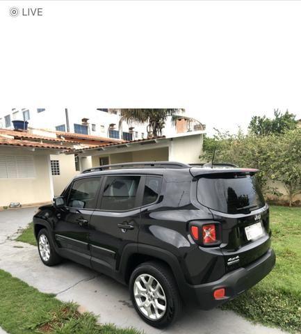 Jeep Renegade Longitude Diesel Com Teto Panorâmico (Unico a venda em Gyn) TOP!!! - Foto 19