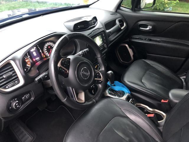 Jeep Renegade Longitude Diesel Com Teto Panorâmico (Unico a venda em Gyn) TOP!!! - Foto 15