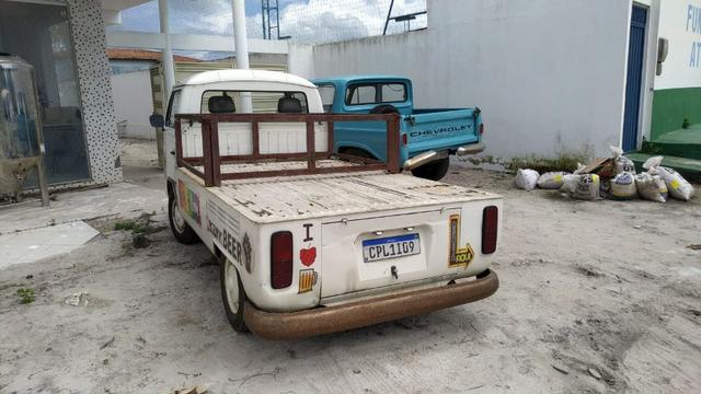 Pick Up Kombi