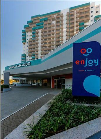 Apartamento Olimpia Park Resort R$40.000