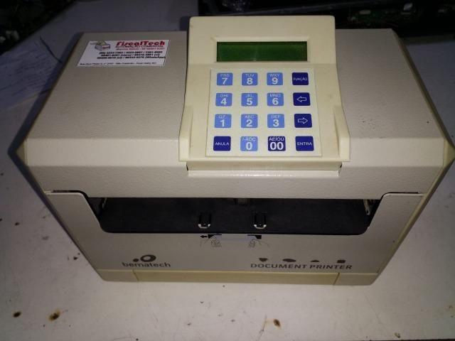 Bematech Impressora Cheque DP 20 - Foto 2