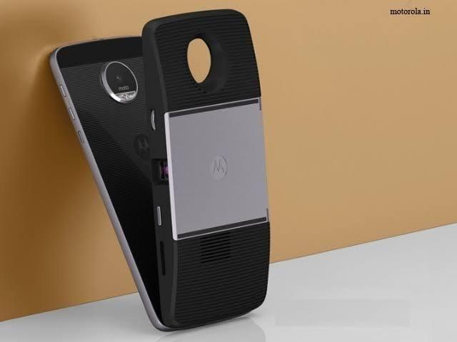 Celular Motorola Z Play com projetor 34GB ROM + 64GB sdcard - Foto 2