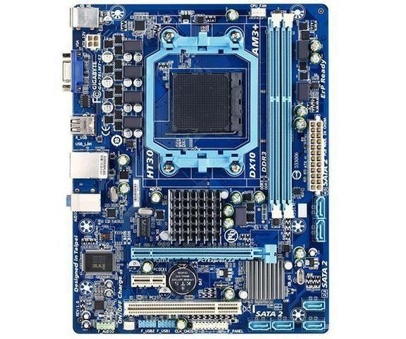 Kit Procesador AMD- FX ¨6300 com Placa mãe Gigabyte e Memória de 8 gb DDR3 - Foto 2