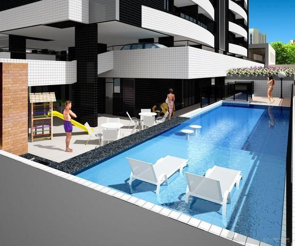 Excelente apartamento 3 quartos mais dce em Jatiúca - Foto 8
