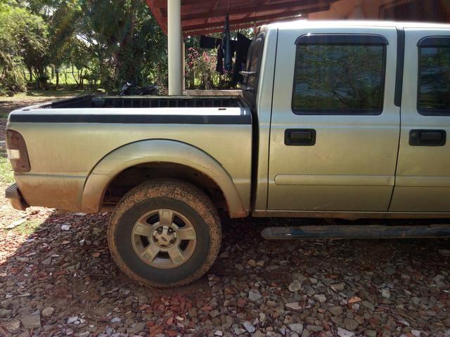 Camionete Ranger 2.8 4x4 diesel 26.000 - Foto 3