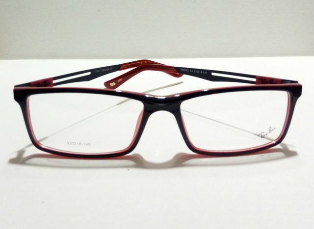 Armação oculos de grau RayBan - Bijouterias, relógios e acessórios ... b7d4692bc8