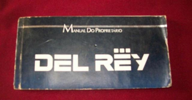 Ford Del Rey Ghia 1.6 Completo - Foto 20