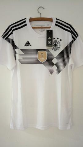 Camisa da Alemanha Branca - Roupas e calçados - Santa Efigênia 068968347c141