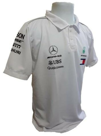 Camisa Polo M - Mercedes Amg Petronas F1 - Lewis Hamilton - Roupas e ... ab5d30c168f57