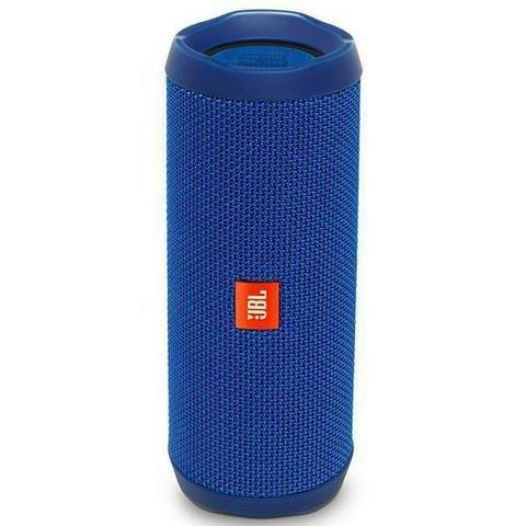 Speaker JBL Flip 4 Bluetooth Preto - IPX7 à prova d?água - Foto 5