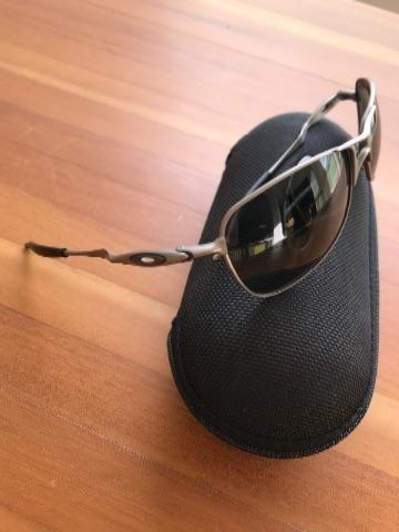 bd39751b11ef8 Oculus de sol Oakley Crosshair - Bijouterias, relógios e acessórios ...