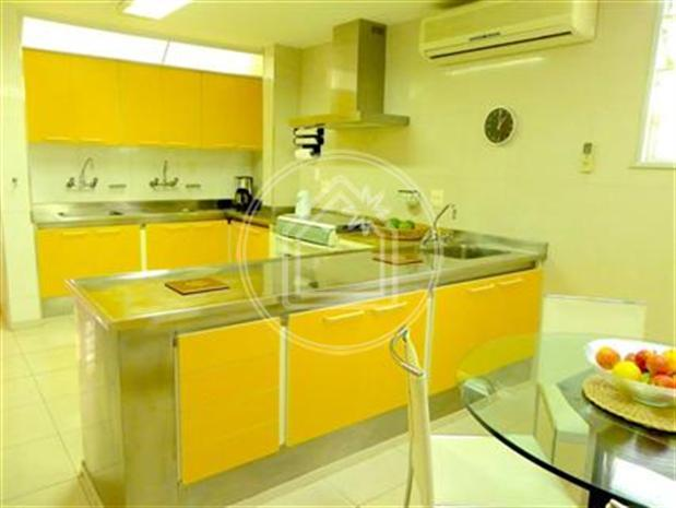 Casa à venda com 4 dormitórios em Cosme velho, Rio de janeiro cod:758562 - Foto 17