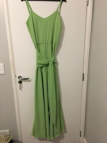 1e3a69de56 Vestido longo verde - Roupas e calçados - Bela Vista