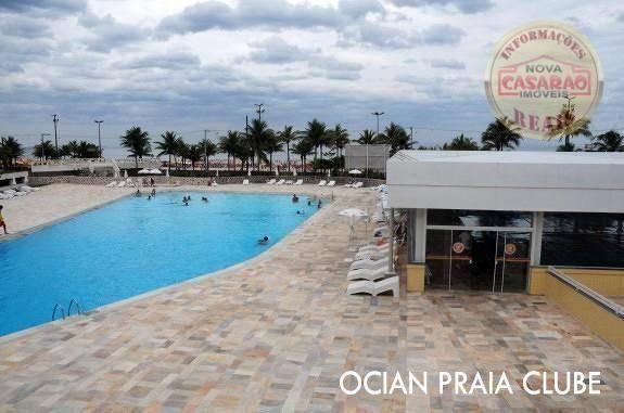 Apartamento com 2 dormitórios à venda, 72 m² por R$ 362.373 - Cidade Ocian - Praia Grande/ - Foto 7