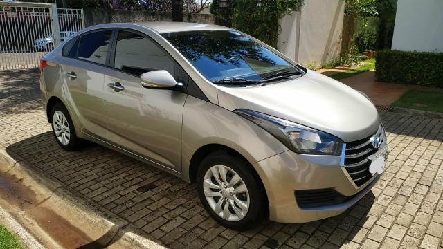 Hyundai HB20S confort plus automático