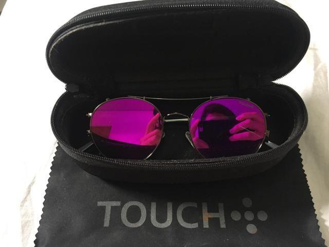 93ea1ba9d Óculos touch 2 lentes R$ 100,00 coleção atual - Bijouterias ...