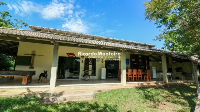Chácara na beira do lago, pronta para morar a 22km do centro de Palmas - Foto 2