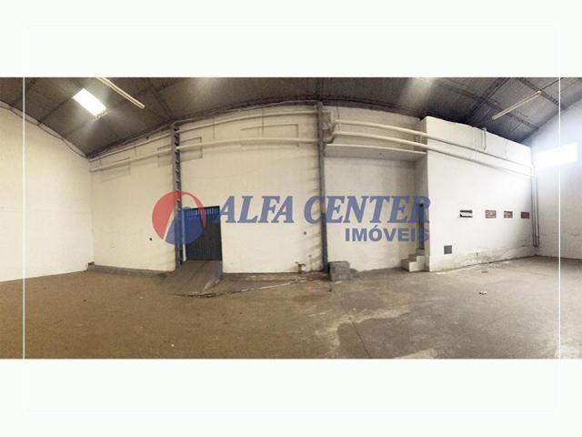 Galpão para alugar, 700 m² por r$ 7.500/mês - setor cândida de morais - goiânia/go - Foto 2