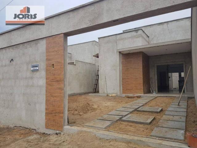 Casa com 3 dormitórios à venda, 88 m² por r$ 228.000 - pedras do ancuri - itaitinga/ce - Foto 4