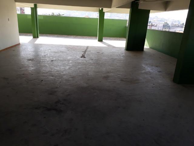 Largo Bicão Cobertura Linear terração em L salão 3 quartos (2 suites) garagem - Foto 19