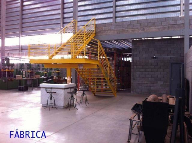 Galpão à venda, 1800 m² por r$ 6.000.000,00 - dos ivo - jarinu/sp - Foto 9