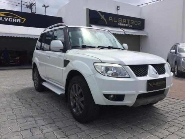 Mitsubishi pajero tr4 4x2 2.0 16 v flex